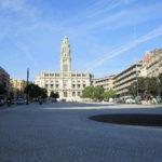 Porto, avenida dos aliados